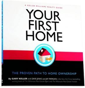 Guide to buying your first home provided by Bishop Realty Group of Keller Williams Realty Peace River Partners 941-281-5002